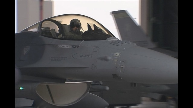Vermont Air National Guard Prepares for Deployment