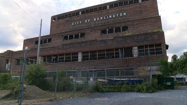 Moran Plant Redevelopment a No-Go, Building Could Come Down