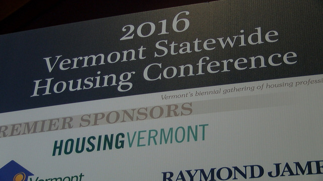 Housing Leaders Discuss Need for More Options in VT