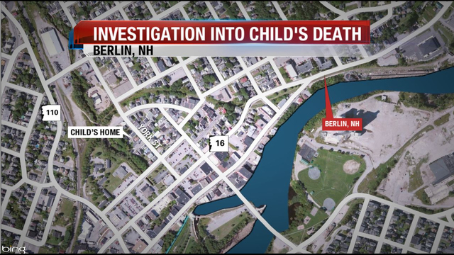 New Hampshire Police Investigating the Homicide of a Toddler