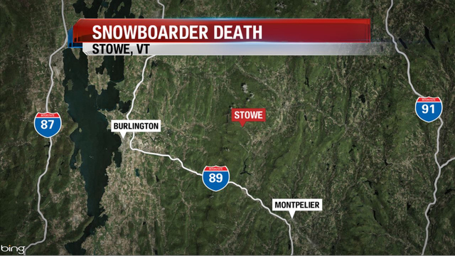 MA snowboarder dies after incident at Stowe Resort