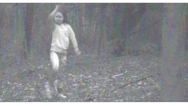 Mysterious photo of little girl in Cambridge is not a spirit