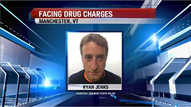 Manchester Vermont Man Facing Drug Charges After Police Find Heroin