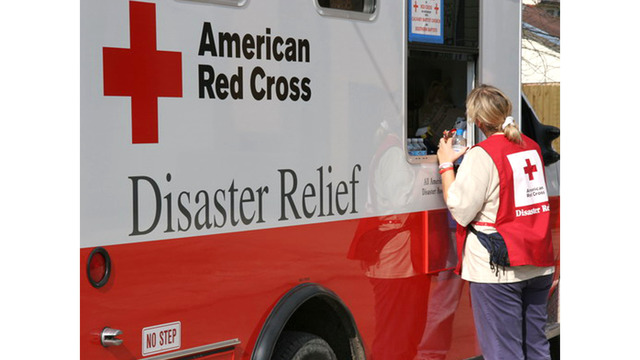UPDATE: American Red Cross to Close Reception Center at Midnight
