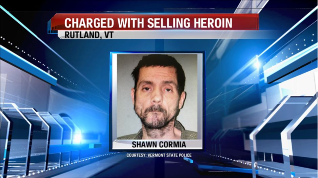 Rutland Man Facing Drug Charges After Selling Heroin to Police