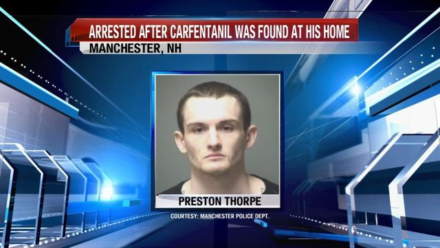 UPDATE: Search for New Hampshire Man Suspected of Carfentanil Possession Over