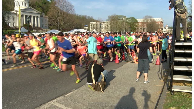 Road Closures in Montpelier for Thursday's Governor's Corporate Cup 5K