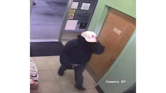 Police Search for Suspect in 2 Attempted Robberies