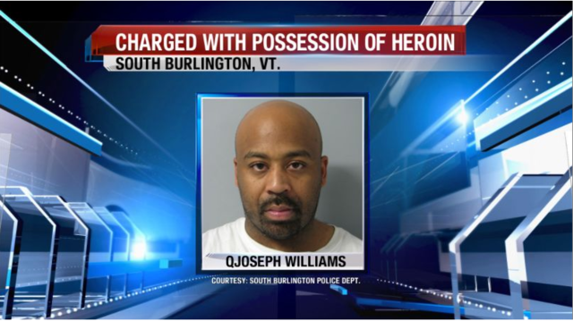 New York Man Charged After Police Found Heroin in His Hotel Room