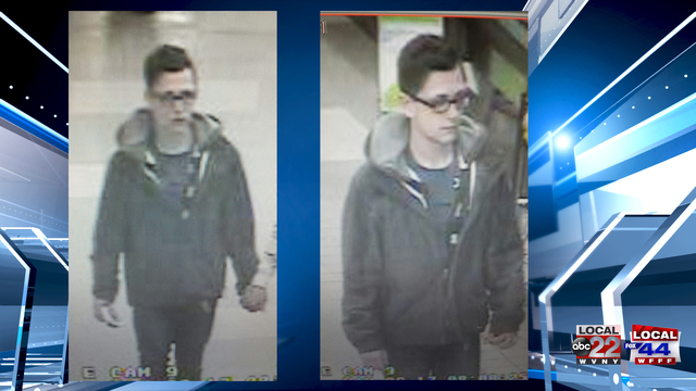 South Burlington Police Looking to Identify Suspect who Stole Items From Grocery Store