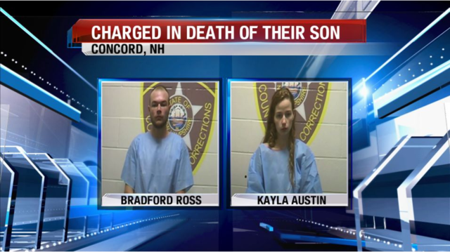 Couple Charged in Death of Infant Appear in Court