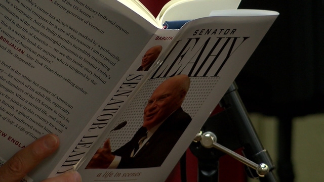 The Life of Leahy: Inside the New Biography