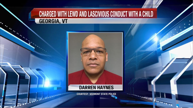 Police: Former Teacher Accused of Inappropriate Behavior With a Student