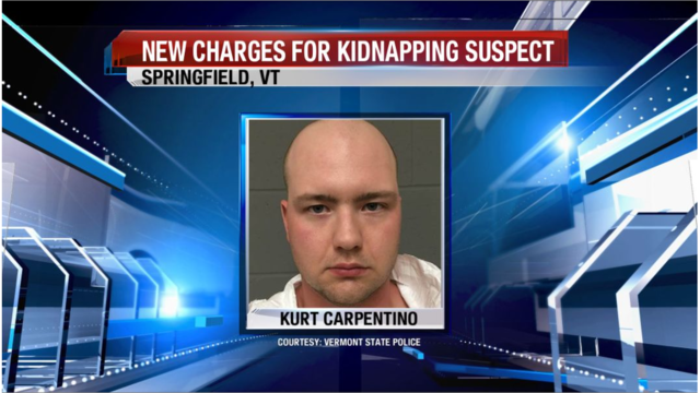 Vermont State Police: Kidnapping Suspect Accused of Trying to get Victim to Change Their Statement