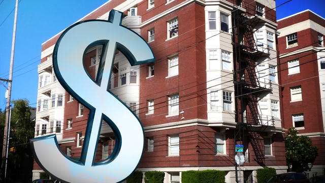 Report Finds the Average Vermonter Can't Afford a Two-Bedroom Apartment