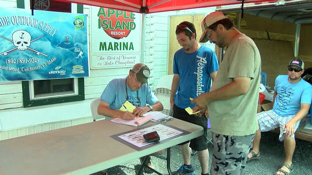 36th Annual Father's Day Fishing Derby on Lake Champlain