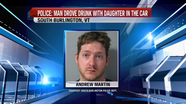 Police: Essex Man Drove Drunk, Caused Crash with His Daughter in Car