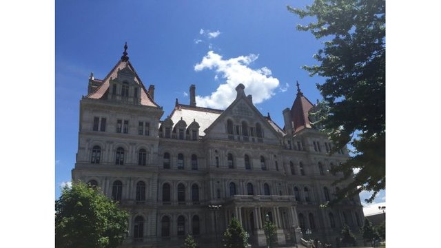 Cuomo Calls Lawmakers Back To Albany For 'Extraordinary Session'