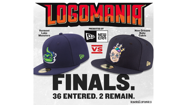 Lake Monsters or Baby Cakes? Vermont's MiLB Team in Final Round of Baseball America Contest