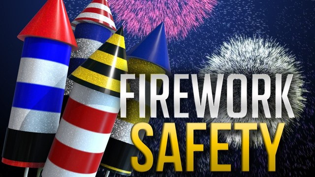 New Hampshire Fireworks Safety Tips