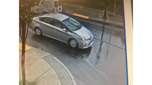 Barre Police Searching for hit and run Suspect