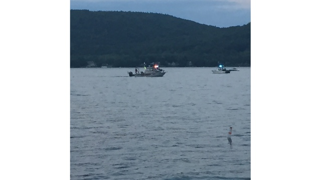 UPDATE: Multiple Units Search for Missing Paddle Boarder on Lake George