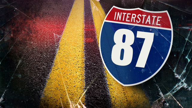 New York State Police: Car Crash Shuts Down Portion of I-87 South in Plattsburgh