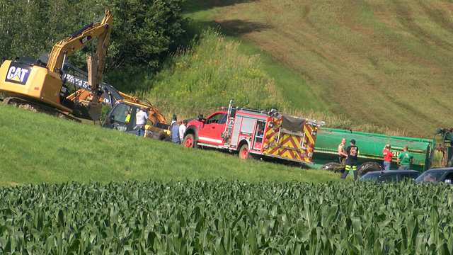 Update: Seven Year Old Dies in Tractor Rollover