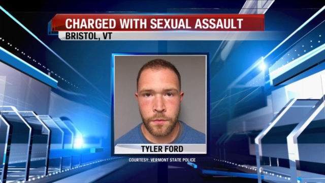 Vermont Man Arrested, Charged with Sexual Assault