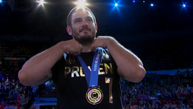 Colchester's Mathew Fraser Repeats as CrossFit Games Champion