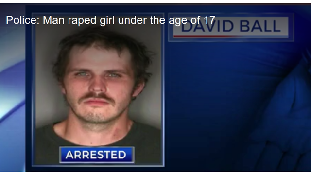 POLICE: New York Man Arrested for Rape of a 17 Year Old Girl