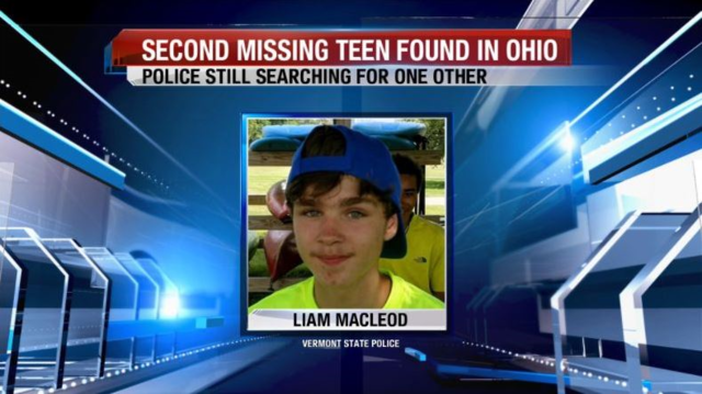 UPDATE: Police Find Second Missing Teen