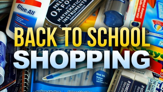 Study: More Families Waiting Until End-of-Summer to buy School Supplies