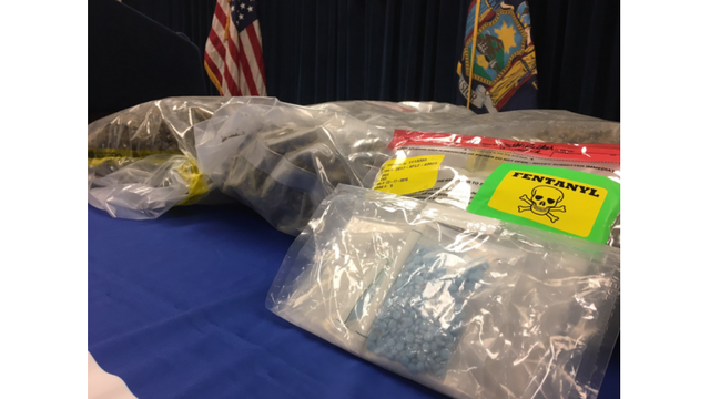 Schneiderman warns of deadly fentanyl pills in Western New York