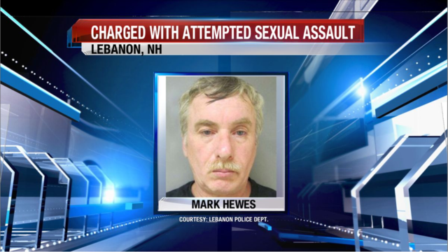 New Hampshire Man Arrested for Attempted Sexual Assault