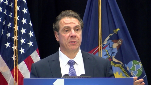 New York: Gov. Cuomo Signs Executive Order Banning Questions About Immigration Status