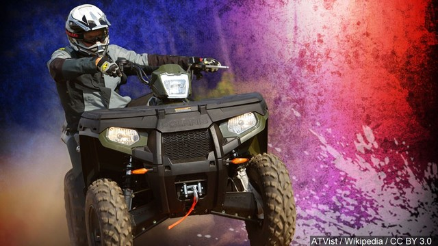 Man Dies After Fatal ATV Crash