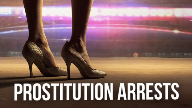 Manchester Police: 8 Arrested in Prostitution Sting