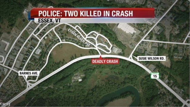 Police: Two Killed in Overnight Crash