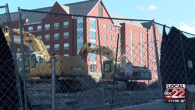 First Phase of UVM Renovations Opens
