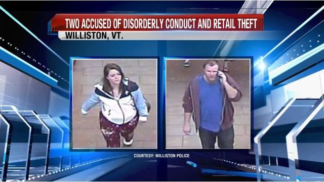 Police: Do you Know These Two Individuals Accused of Retail Theft and Disorderly Conduct?
