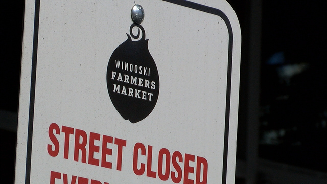 Winooski Farmer's Market Ends for the Year, Harvesting Season Isn't Over