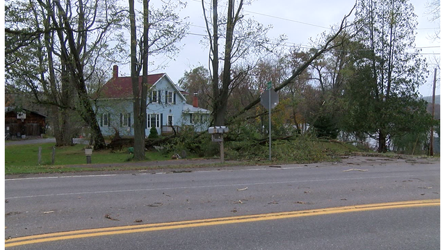 Emergency adjusters approved in Vermont for insurance claims after wind storm