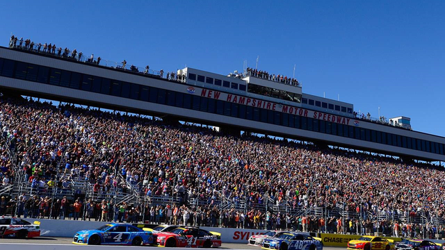 Country music festival gets the green light at New Hampshire Motor Speedway