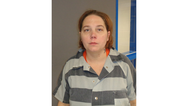 Police:  Plattsburgh woman arrested for allegedly stealing items from the City Gym