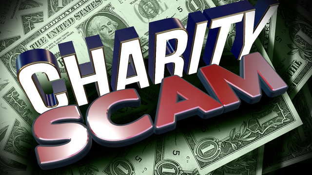 Tis' the season for charity scams
