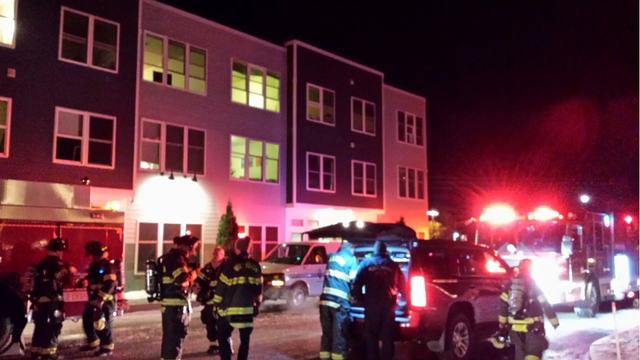 12 Apartments evacuated in Williston because of a carbon monoxide leak