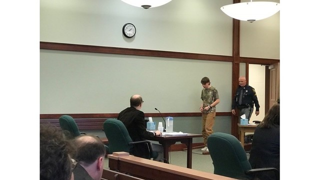 Poultney teen accused of plotting mass school shooting