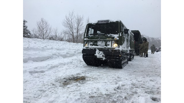 Vermont avalanche injures 6 soldiers during Army training