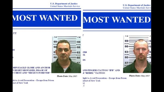 US Marshals Add Prison Escapees to Its 15 Most Wanted